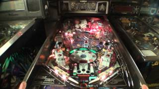 STTNG Star Trek the Next Generation Pinball Machine The Final Frontier