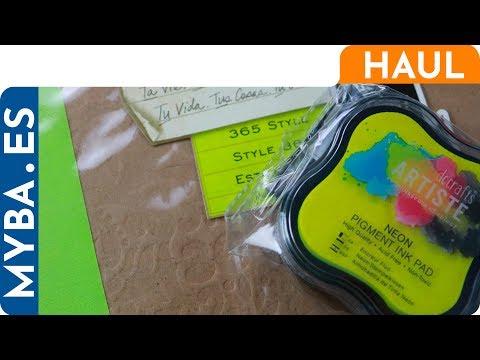 #Haul Rebajas 5 Marcas Mitad Precio: Stadter, XCut, Docrafts, Barrilito, Y Smash K Company.