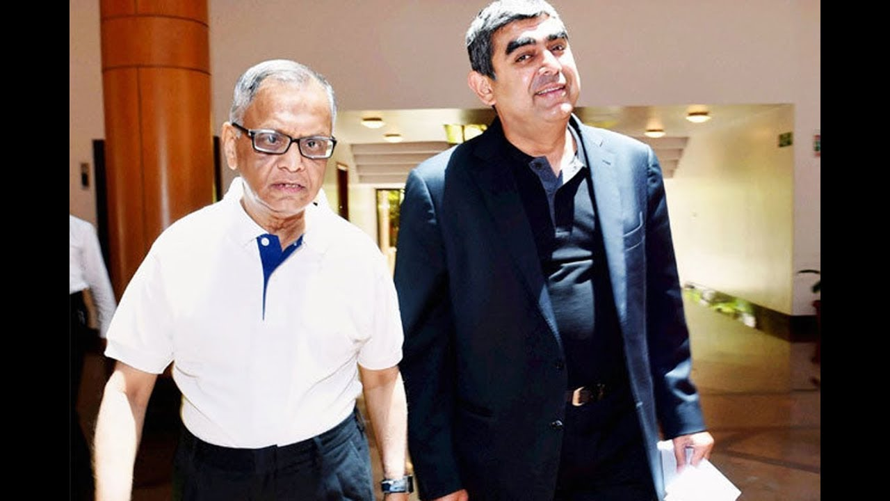 Conflict with infosys founders prompts ceo vishal sikka to resign