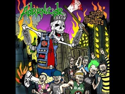 Adrenicide   Natural Born Thrashers 2008 Full Album)