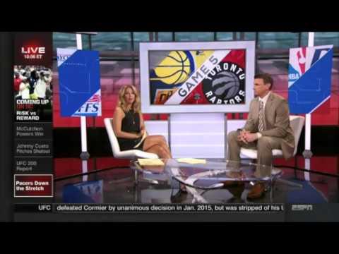The Leg Show wt Sara Walsh | ESPN