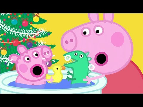 peppa-pig-full-episodes- -santa's-grotto-(part-1-of-2)- -cartoons-for-children