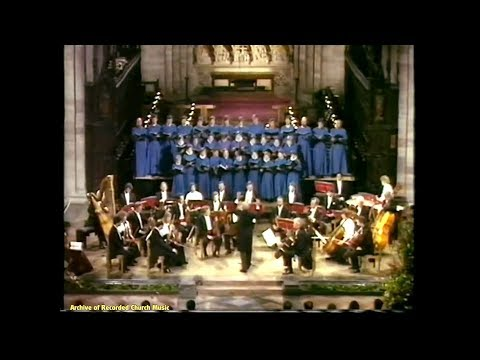 """John Rutter's """"Requiem"""" BBC TV: Hereford Cathedral 1991 (Roy Massey)"""