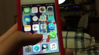 Hướng dẫn phát phim, video từ trang web trên iPhone lên TV internet
