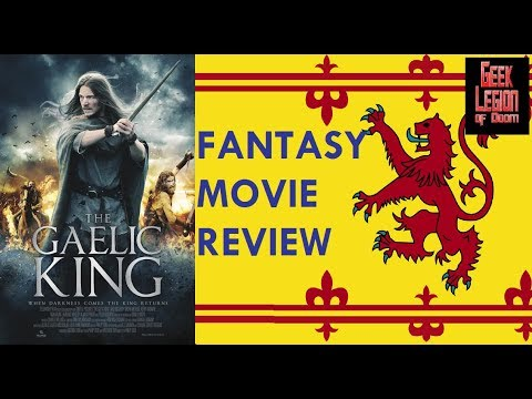 THE GAELIC KING ( 2017 Jake McGarry ) Medieval Fantasy Movie Review