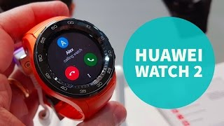Huawei Watch 2 Sport | Classic LTE: tondi e Android Wear 2.0 | MWC 2017