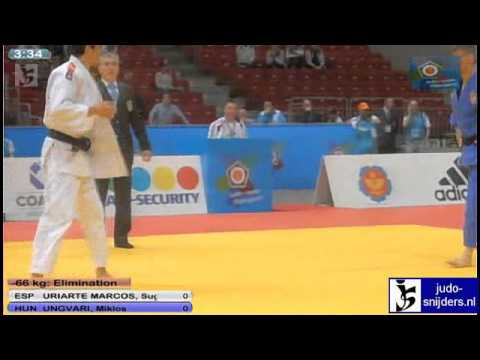 Sugoi Uriarte (ESP) - Miklos Ungvari (HUN) [-66kg]