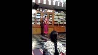 Abhinaya: Proshita Bhartruka