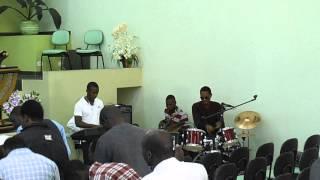 Culto Haitiano na Assembleia de Deus Ministério de Pinhais