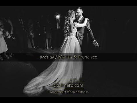 Boda de Marisa & Paco (Resumen).