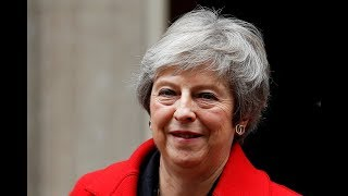 UK PM Theresa May speaks amid fallout over Brexit deal
