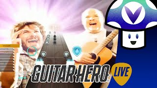 [Vinesauce] Vinny - Guitar Hero Live