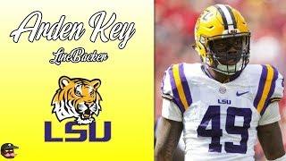 Arden Key Highlights ||Defense Is Key|| NFL Draft Class 2018