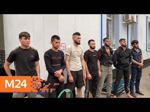 """""""Вечер"""": заступился и погиб - Москва 24"""