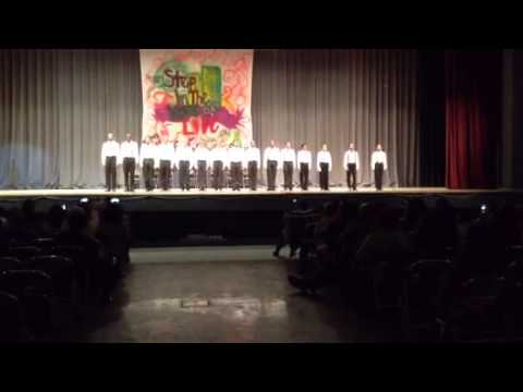 Distinguished Gentlemen of Bottenfield Middle School