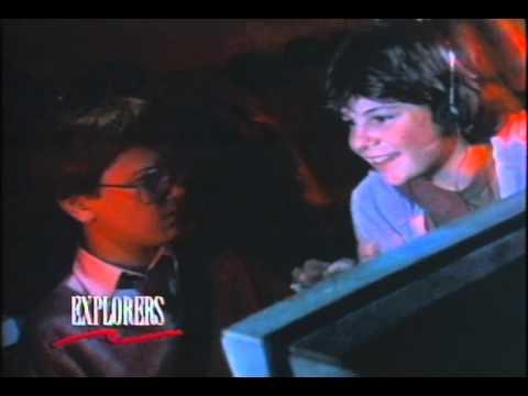 Explorers (1985) - HD Trailer
