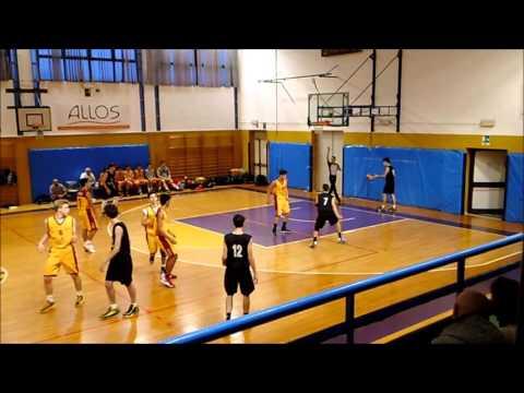 Cittadella contro Patavium campionato Gold U18