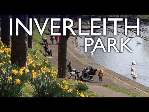 INVERLEITH PARK, EDINBURGH