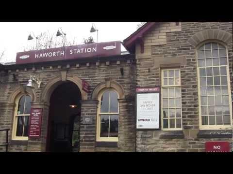 Haworth, West Yorkshire, UK - 22nd April, 2012 (1080 HD)