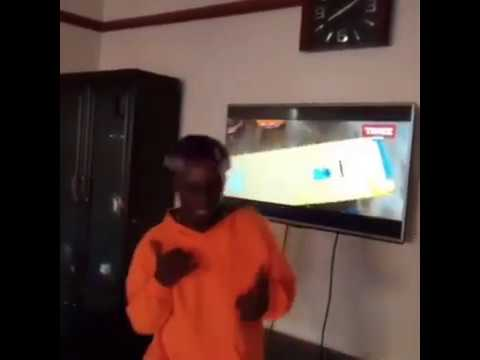 Eezzy Surprised When His Song  Was Played On Trace Tv.