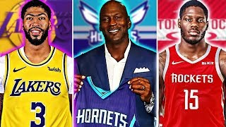 8 BOLD NBA Predictions for the 2019-2020 NBA Season! Video