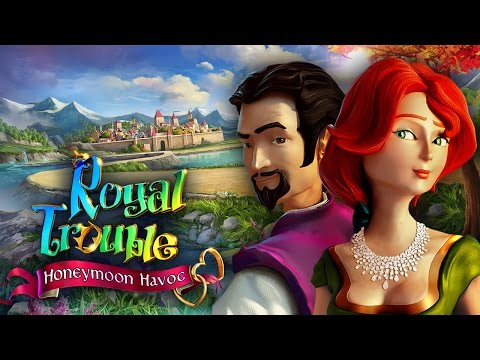 Royal Trouble: Hidden Honeymoon Havoc for Google Play