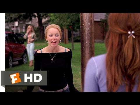 Mean Girls (9/10) Movie CLIP - Regina Meets Bus (2004) HD Mp3