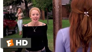 Mean Girls (9/10) Movie CLIP - Regina Meets Bus (2004) HD