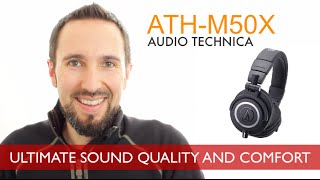 Download lagu Audio Technica ATH-M50X Review - Holy Grail of Headphones Under $200?