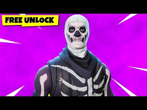 How to Get a FREE SKULL TROOPER SKIN in Fortnite  Chaos