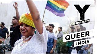 Queer in Indien -  Homosexuelle fürchten um ihr Leben