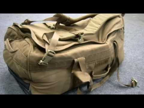 12 Force Protection Gear Marine Corp. Deployment Bags on GovLiquidation.com