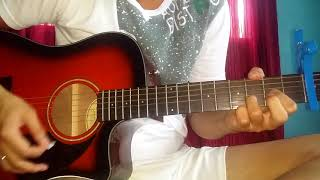 Tagpuan By Moira (Acoustic Guitar Cover)