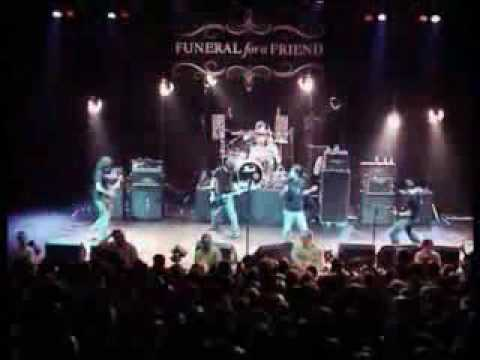 Funeral For A Friend-Moments Forever Faded (Live)
