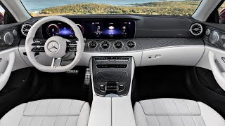 2021 Mercedes Benz E 450 cabriolet. Beautiful looking car! interior, exterior (walkaround review)