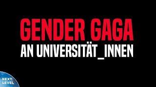 Gender Gaga an deutschen Universität_innen