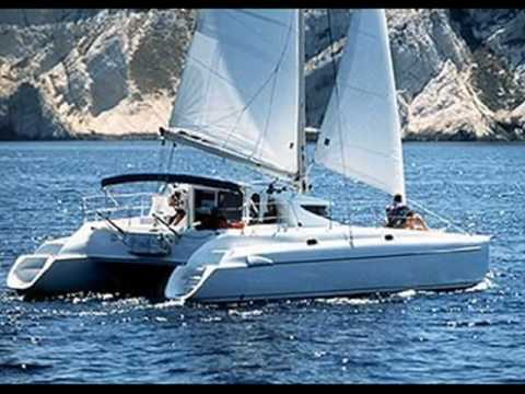 Charter catamaran Athena 38 in Greece.wmv