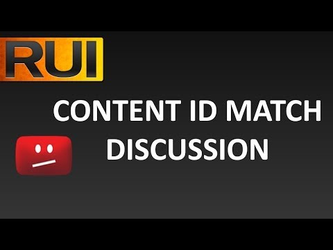 YouTube Content ID Match System Discussion