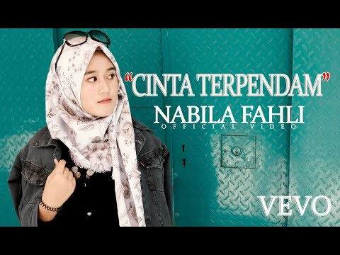 Cinta Terpendam - Nabila Fahlin (official Video)