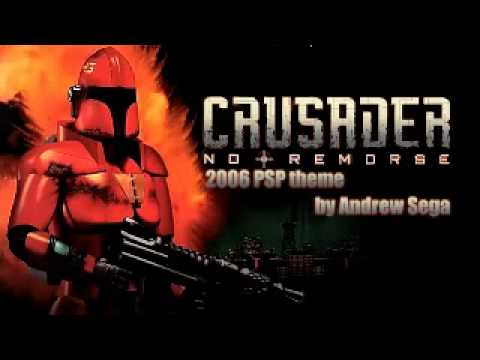 Crusader: No Remorse 2006 theme- PSP port