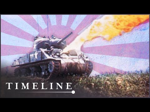 The Untold Story Of US Tank Crews In The Pacific | Greatest