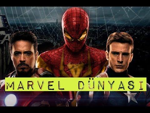 Marvel Dünyası Yenilmezler 3 Yeni Filmler Ve Spider Man Bölüm 2
