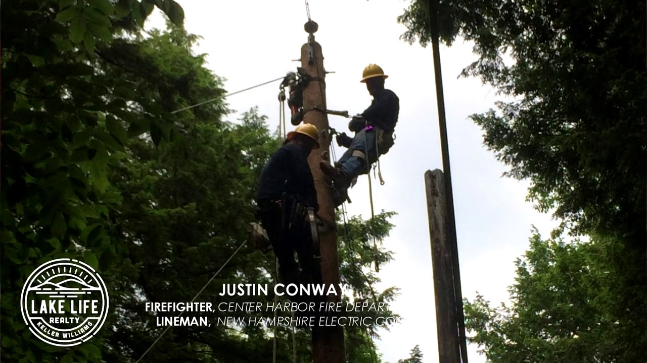 Lake Life Realty's Community Hero - Justin Conway