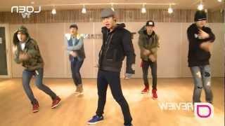 B.A.P - One Shot mirrored Dance Tutorial