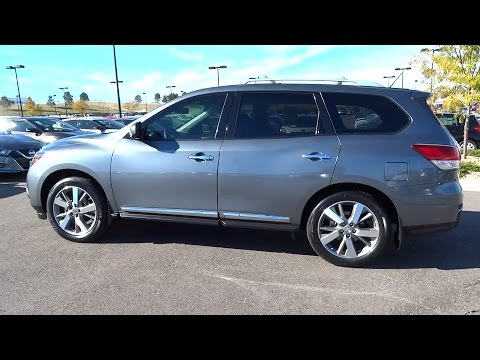 2015 Nissan Pathfinder Denver, Highlands Ranch, Littleton, Centennial, Parker, CO N10561A