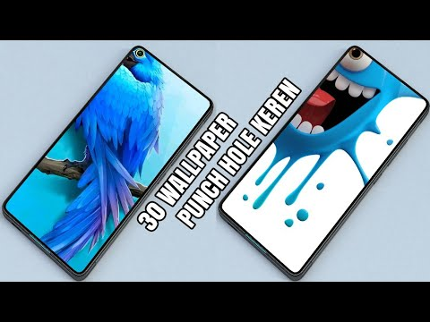 Wallpaper Punch Hole Vivo Z1 Pro Realme X50 Pro X3 6 6s Samsung A11 M11 Infinix Note 7 Youtube