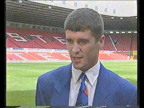 Roy Keane's start to life at Man Utd - Aug 1993