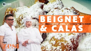 Beignets and Calas: New Orleans' Signature Sweet Treats   Good Gumbo