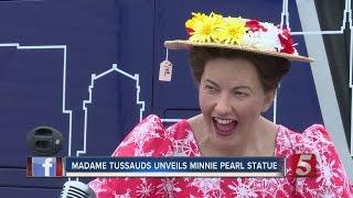 Minnie Pearl Wax Figure Debuted In Nashville