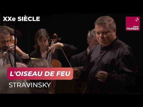 Stravinsky : L'Oiseau De Feu (Orchestre Philharmonique De Radio France / Mikko Franck)